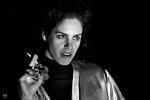 """Marcela Novaes. Adaptación de """"Las amargas lágrimas de Petra Von Kant"""", de Rainer Werner Fassbinder."""